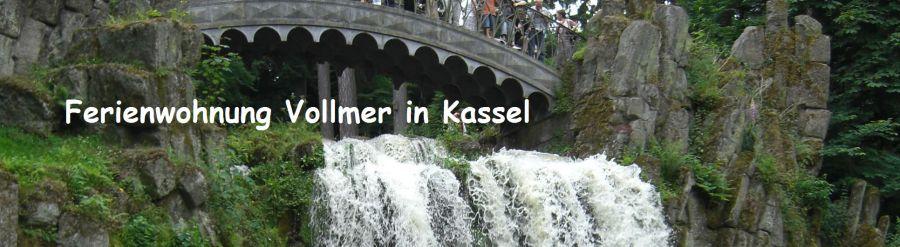 Ferienwohnung Vollmer in Kassel - Wehlheiden